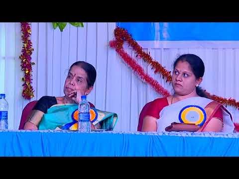 Kendriya Vidyalaya Coimbatore - Annual Day 2018 - Speech by Chief Guest Mr. G. Satish, IRS