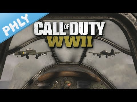 CALL OF DUTY WW2 Beta - Not too impressed (Call Of Duty WW2 Gameplay)