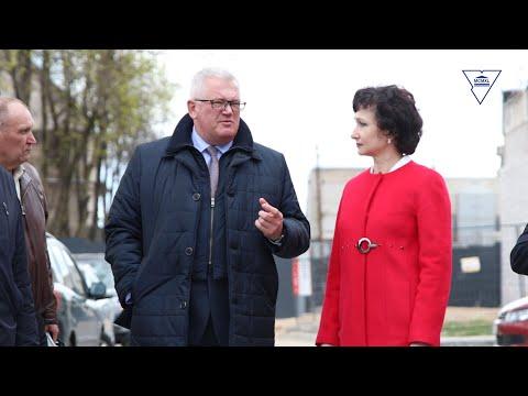 Визит Министра образования Республики Беларусь