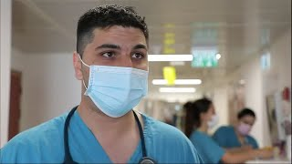 Hospital in Israeli city of Haifa a model of harmony