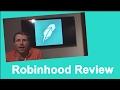 Robinhood trading app review