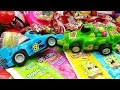 Driving in My Car Song for Children - Learn Colors with A lot of Candy
