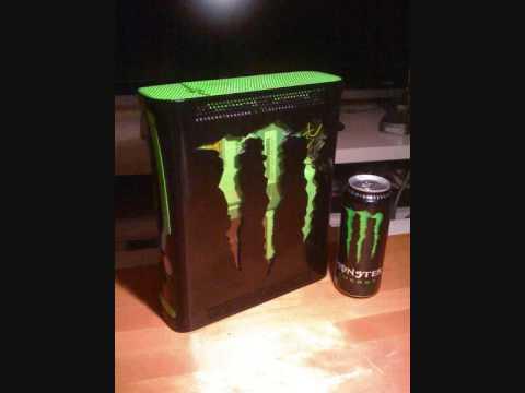 Monster Energy Xbox 360 Youtube
