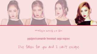 Wonder Girls – I Feel You [Color coded Han|Rom|Eng lyrics]