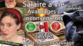 SALAIRE A VIE: les avantages et les inconvénients (feat. Penseur Sauvage)