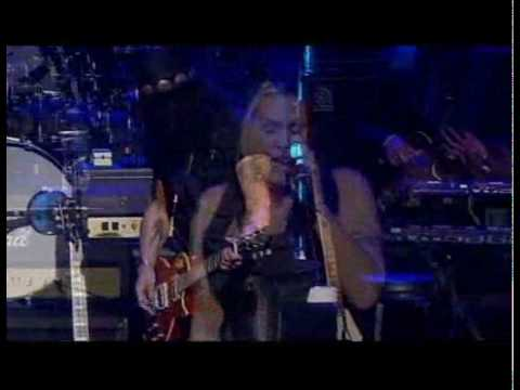 SLASH and BETH HART – Whole Lotta Love – George Lopez's HELP HAITI