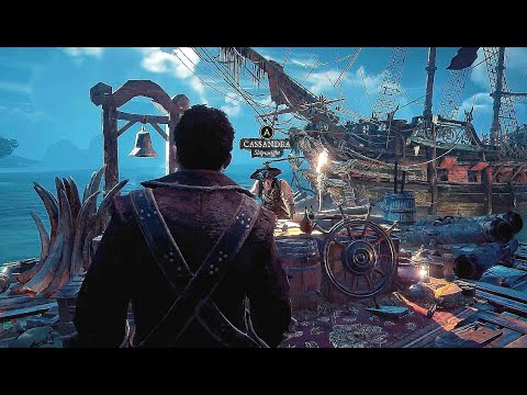 The Upcoming Open-world Pirate Game You Forgot About... Where Is 'Skull And Bones'?