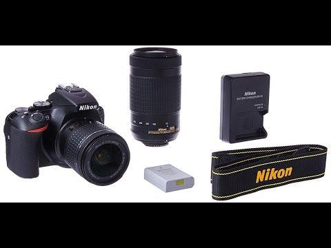 Nikon D5600 DSLR Camera Review: 18-55mm f/3.5-5.6G VR and 70-300mm f/4.5-6.3G ED