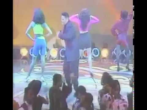 Soul Train 89' Performance - Christopher Williams - Talk To Myself!
