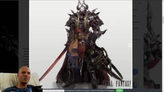 FFXIV 4.0 Stormblood - Jobs, Raids, Jump Potions usw (Famitsu Yoshida Interview) deutsch / german