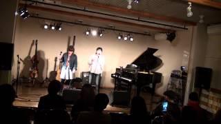 2015.2.22 沼津 MUSIC LA FESTA Acoustic Live Vol.18 ボーカル:NANAN...