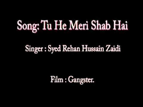 tu hi meri shab hai mp3 songs free