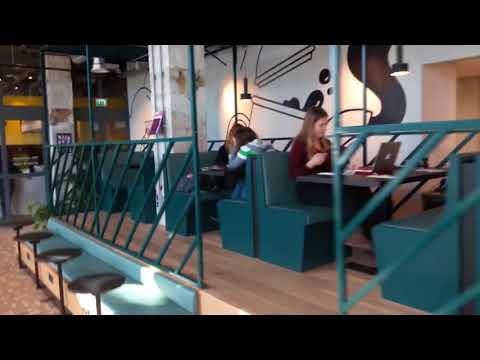 SoCo International Coworking Community: My First Location (Rotterdam)