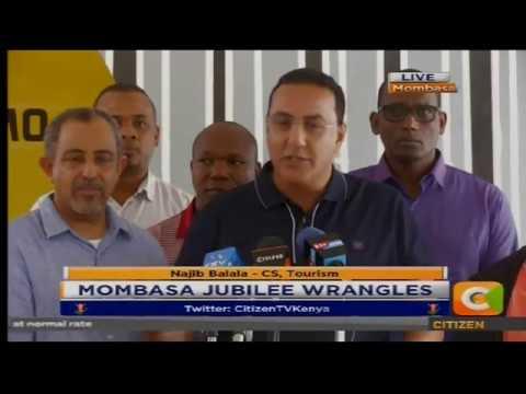 Citizen Extra : Mombasa Jubilee wrangles