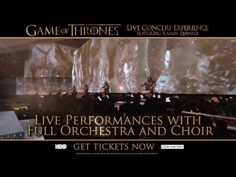 Game Of Thrones Live Concert Experience - 30 Secs