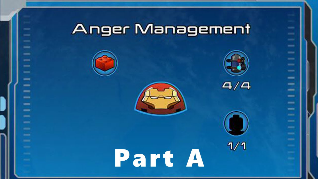 Collectibles - Anger Management Part A - LEGO Marvel ...