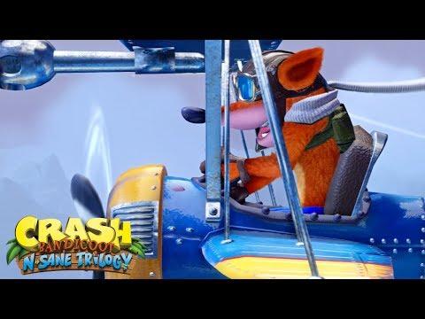 Wumpa For Everyone - Multi-Platform Trailer | Crash Bandicoot N. Sane Trilogy