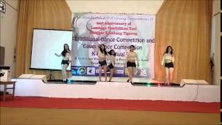 05 FBI GIRLS - COVER DANCE COMPETITION 2015