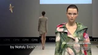 Показ    BRITISH HIGHER SCHOOL, Collection Première Moscow, Осень Зима  2015 16
