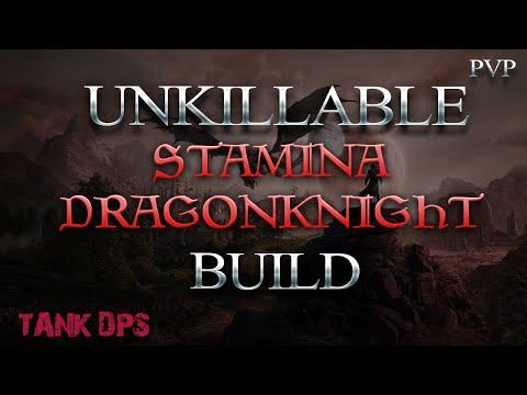 *UNKILLABLE* STAMINA DK BUILD - TANK/DPS BUILD | ESO | WRATHSTONE | DragooX