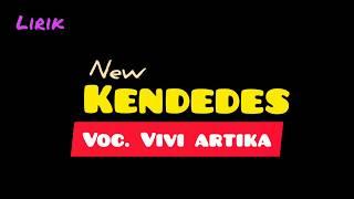 TATU  - NEW KENDEDES  VIVI ARTIKA - LIRIK