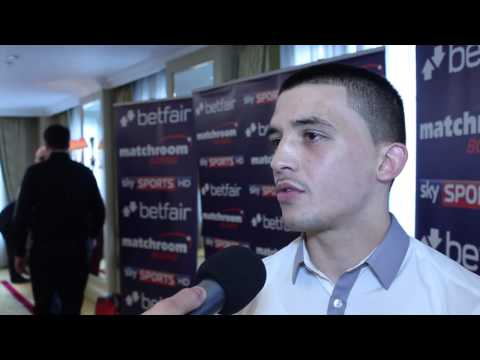 Exclusive Lee Selby Interview
