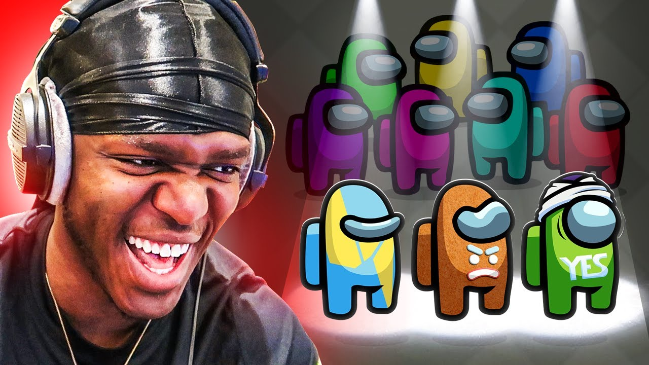 Download SIDEMEN play AMONG US but there's a 3rd IMPOSTOR (Sidemen Gaming)