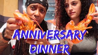7 Year Anniversary Dinner [Lobster Feast]