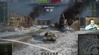 Ночной стрим начала 2017 года World of Tanks