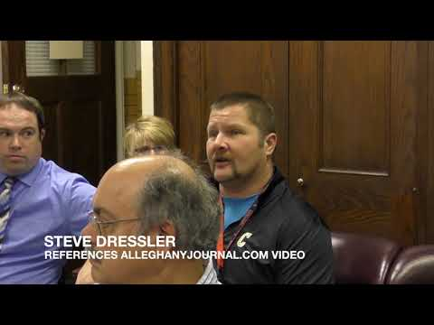 Dressler Questions Monies Owed Covington School System By Students