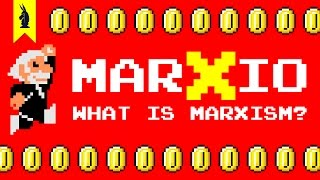 Ep. 9: What is Marxism? (Karl Marx + Super Mario Bros.) – 8-Bit Philosophy