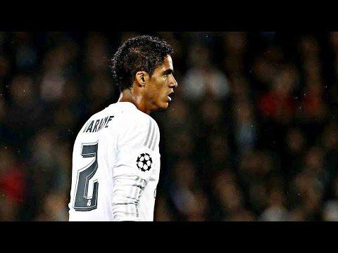 RAPHAEL VARANE ★ - Real Madrid - ★ Defensive Skills ★ Quality Of Play ★ 2015/2016