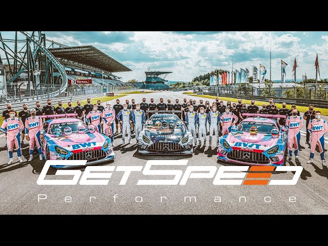 GetSpeed | ADAC Total 24h Race 2021