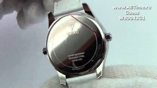Мужские наручные fashion часы Guess W80043G1(, 2013-08-30T07:00:43.000Z)