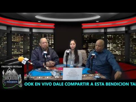 Monte Sinai Radio fm Conquistando a paterson para CRISTO  2/19/1018