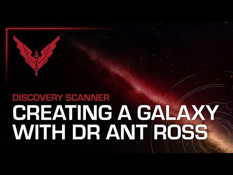 Discovery Scanner 1 - Creating a Galaxy with Dr Anthony Ross