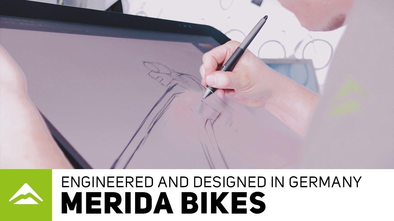 MERIDA BIKES – Engineered and designed in Germany