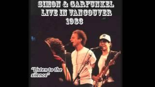 Cecilia - Mrs Robinson, Live in Vancouver 1983, Simon & Garfunkel