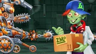 ЗОМБОДРОБИТЕЛЬ  Zombie Motors 2 Прохождение