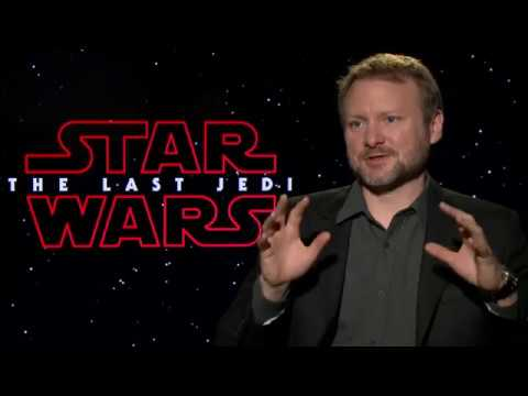 STAR WARS: THE LAST JEDI Interview with Director Rian Johnson