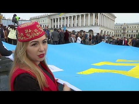Kiev commémore les 72 ans de la déportation des Tatars de Crimée
