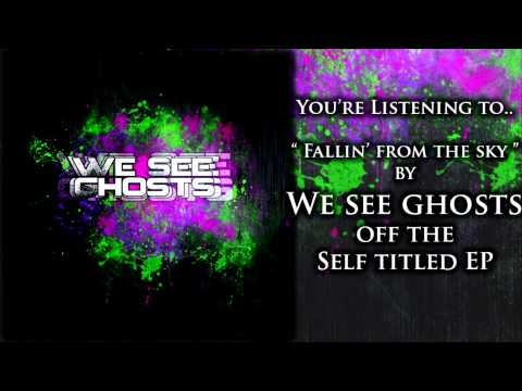We See Ghosts - Fallin' From The Sky ( New Song Free Download ) ( 2013 )