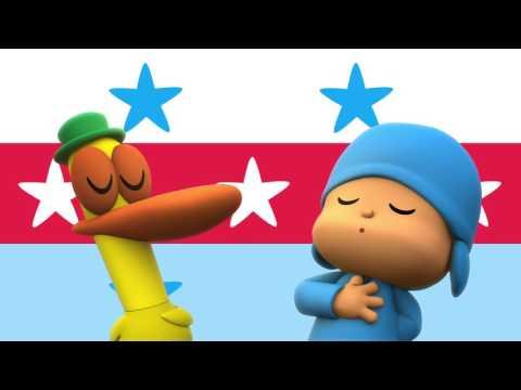 Pocoyó celebra la Independencia de EE.UU. - ¡Feliz 4 de julio!