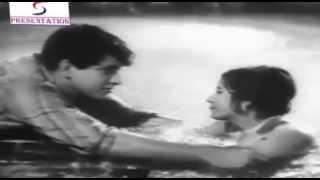 Ankhon Ankhon Mein Na Jane - Asha Bhosle, Mohammed Rafi - BEDAAG -  Manoj Kumar, Nanda, Mehmood