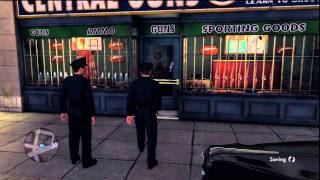 L.A. Noire Opening & First 40 minutes Gameplay