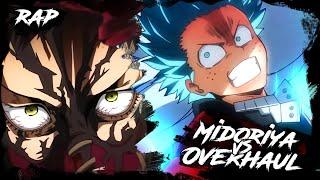 Midoriya vs Overhaul || Misión: Rescate de Eri || Boku no Hero Academia || (Feat. Payu Covers)