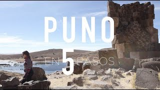 Buen Viaje a Puno - La Ruta Aymara