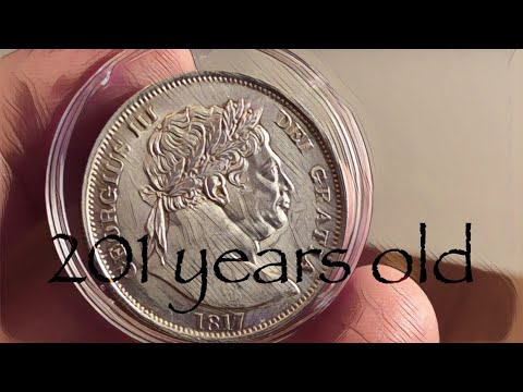 When's The Next Mega Grading Results? | 1817 Half Crown And 1911 Proof Half Sovereign