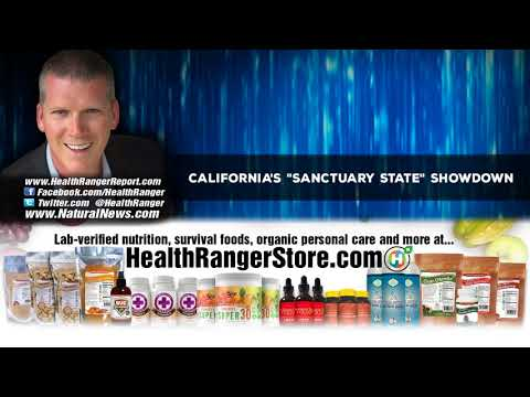 California's Sanctuary State SHOWDOWN