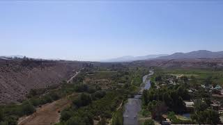 Vista Desde Drone  Vallenar Chile